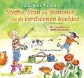 Bekijk details van Steffie, Stan en Wammes en de verdwenen koekjes