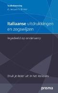 Bekijk details van Italiaanse uitdrukkingen en zegswijzen, ingedeeld op onderwerp