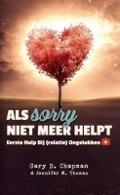 Bekijk details van Als 'sorry' niet meer helpt
