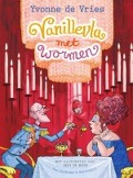 Bekijk details van Vanillevla met wormen