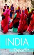 Bekijk details van India in een rugzak