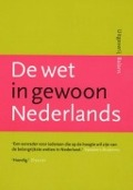 Bekijk details van De wet in gewoon Nederlands