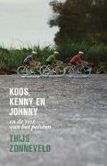 Bekijk details van Koos, Kenny en Johnny en de rest van het peloton