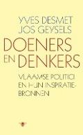 Bekijk details van Doeners en denkers
