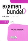 Bekijk details van Examenbundel vmbo gt nask 1; 2016/2017