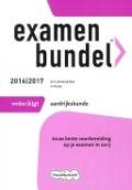 Bekijk details van Examenbundel vmbo kgt aardrijkskunde; 2016/2017