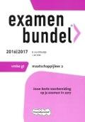 Bekijk details van Examenbundel vmbo gt maatschappijleer 2; 2016/2017