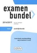 Bekijk details van Examenbundel havo aardrijkskunde; 2016/2017