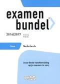 Bekijk details van Examenbundel havo Nederlands; 2016/2017