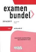 Bekijk details van Examenbundel vwo wiskunde B; 2016/2017