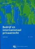 Bekijk details van Bedrijf en internationaal privaatrecht