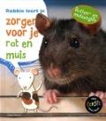 Bekijk details van Robbie leert je zorgen voor je rat en muis