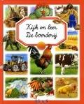 Bekijk details van Kijk en leer: De boerderij