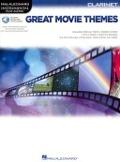 Bekijk details van Great movie themes; Clarinet