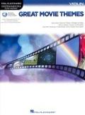 Bekijk details van Great movie themes; Violin