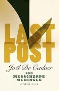 Bekijk details van Lastpost