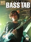 Bekijk details van Best of bass tab