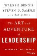 Bekijk details van The art and adventure of leadership