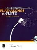 Bekijk details van Play-alongs for flute