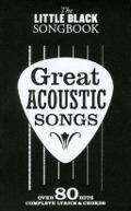 Bekijk details van Great acoustic songs