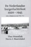 Bekijk details van De Nederlandse burgerluchtvloot 1920-1945; Deel 2