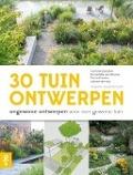 Bekijk details van 30 tuinontwerpen