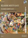 Bekijk details van Klassik meets jazz; Flöte und Klavier