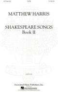 Bekijk details van Shakespeare songs; Book II