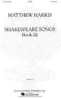 Bekijk details van Shakespeare songs; Book III