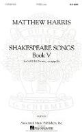 Bekijk details van Shakespeare songs; Book V