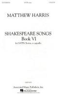 Bekijk details van Shakespeare songs; Book VI