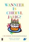 Bekijk details van Wanneer is Cheryl jarig? + 99 andere wiskunderaadsels
