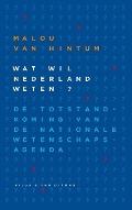 Bekijk details van Wat wil Nederland weten?