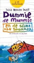 Bekijk details van Tosca Menten leest Dummie de mummie en de sfinx van Shakaba
