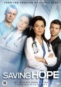 Bekijk details van Saving hope; Het complete derde seizoen