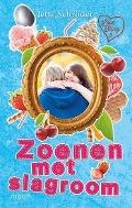 Bekijk details van Zoenen met slagroom