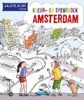 Bekijk details van Kleur- en speurboek Amsterdam