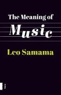 Bekijk details van The meaning of music