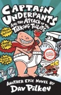 Bekijk details van Captain Underpants and the attack of the talking toilets