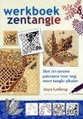 Bekijk details van Werkboek zentangle