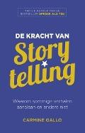Bekijk details van De kracht van storytelling