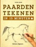 Bekijk details van Paarden tekenen in 15 minuten