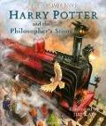 Bekijk details van Harry Potter and the philosopher's stone