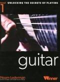 Bekijk details van Unlocking the secrets of playing guitar; Level 1
