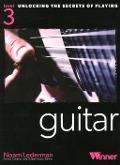 Bekijk details van Unlocking the secrets of playing guitar; Level 3
