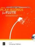 Bekijk details van Easy play-alongs for flute
