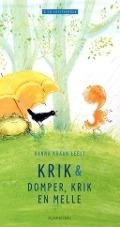 Bekijk details van Hanna Kraan leest Krik & Domper, Krik en Melle