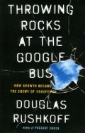 Bekijk details van Throwing rocks at the Google bus