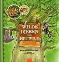 Bekijk details van Wilde dieren van het woud
