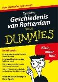 Bekijk details van De kleine geschiedenis van Rotterdam voor dummies